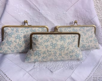 Framed Bridesmaid Clutch Set, Bridesmaid Clutch, Occasion Clutch