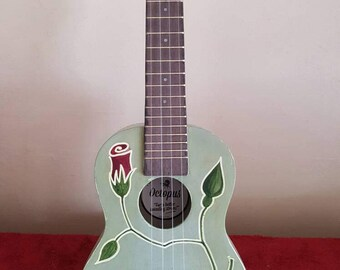 Beautiful Hand painted ukulele