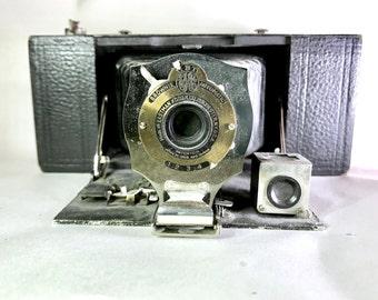 Kodak No. 2A Folding Pocket Brownie (Vintage_