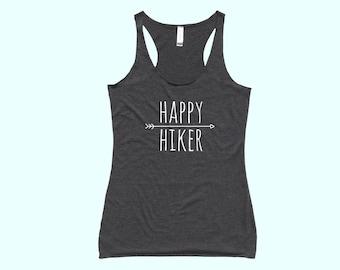 Happy Hiker :) - Fit or Flowy Tank