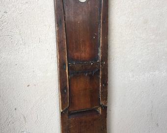 WOODEN Mandolin Vegetable Slicer, Rustic Decor, farmhouse kitchen tool, handmade Primitive decoration