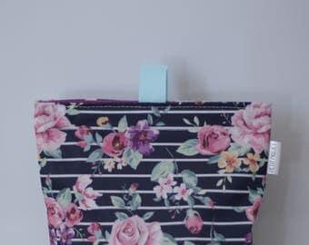 Reusable food bag - Fleur