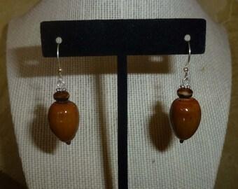 Acorn Earrings #78