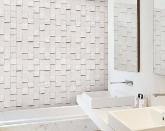 bathroom splashback tiles removable wall tiles etsy 11523