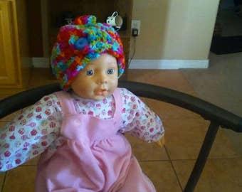 Candy crush hat