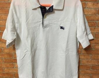 Vintage Burberrys London Polo shirt