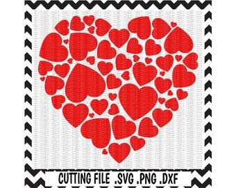Heart SVG, Valentine Svg,Cutting File For Cricut and Silhouette Cameo, svg download/