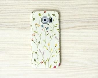 Floral iPhone 6 case Floral iPhone 7 case floral Samsung Galaxy S7 case galaxy S6 edge case Note 5 case İphone 6 Plus case LG G4 case floral