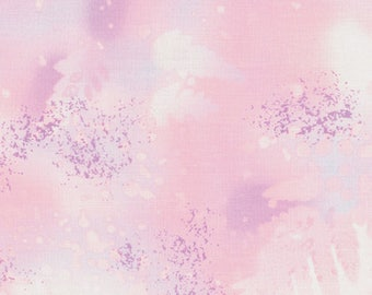 Benartex - Fossil Fern -  Pink Lilac  - 528 25