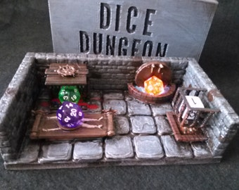 Dice Dungeon