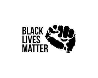 Black Lives Matter Decal, Black Lives Matter, Black Lives Matter Sticker, Vinyl Wall Decal