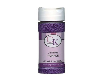 Jimmies Purple- 3.2 oz