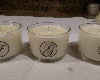 6 oz soy candle