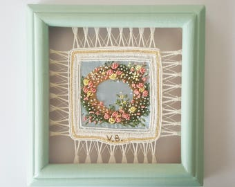 Spring small wreath