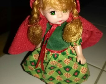 Madame Alexander doll from McDonald's Little Red Riding Hood