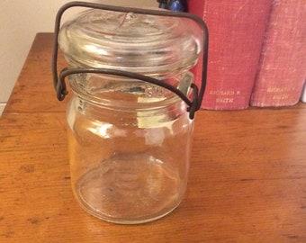 Bristol farm canning jar