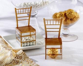 Chiavari Chair wedding favors