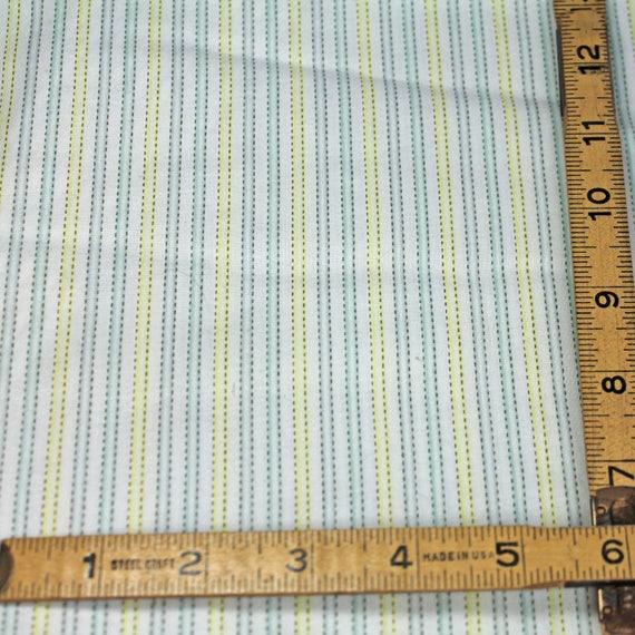 Stripe cotton fabric baby fabric nursery fabric yellow for Yellow baby fabric