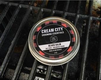 Beard Balm - Bay View | by Cream City Grooming Essentials