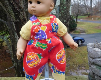 15 inch baby doll outfit