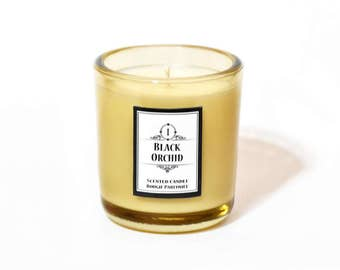 Black Orchid - Premium Soy Scented Candle 200g