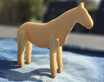 Cookie cutter 3D Horse