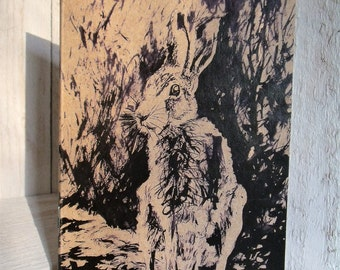 Hare Eco Notebook / Sketchbook / Jotter