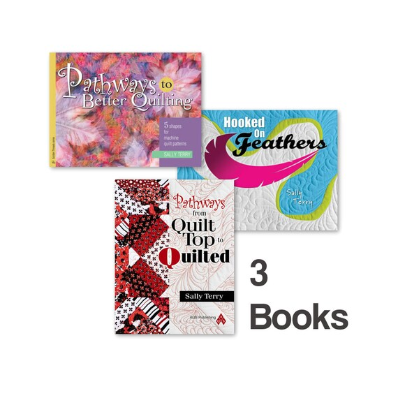 Quilting Slider Mat: Machine Quilting Pattern Tutorial Books On How To Free Motion