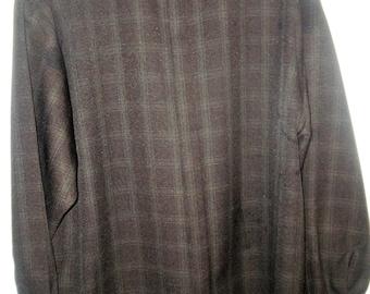Vintage 70's Smokey Joe's  Men's Long Sleeve Shirt Sz XXL