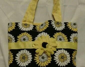 Sunny Flowers Bling Bag