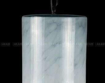 Luminaire suspended OPALINE blown glass