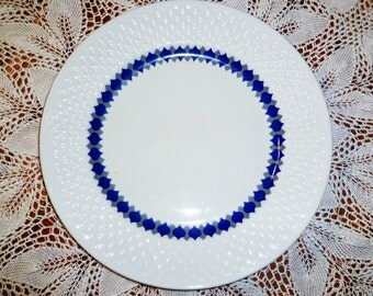 Large plate in China Schirnding Bavaria/Plate porcelain Schirnding Bavaria