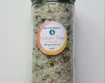 Twilight Time - Salt Bath Soak