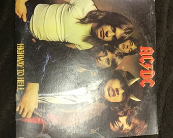 AC/DC Highway To Hell Original record
