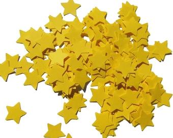 Confetti Star Confetti Red Partydeko confetti paper confetti Stars stars
