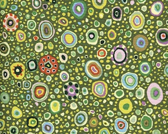 Roman Glass in Leafy from the Kaffe Fassett Classics Collection, Choose Your Cut, Cotton Fabric