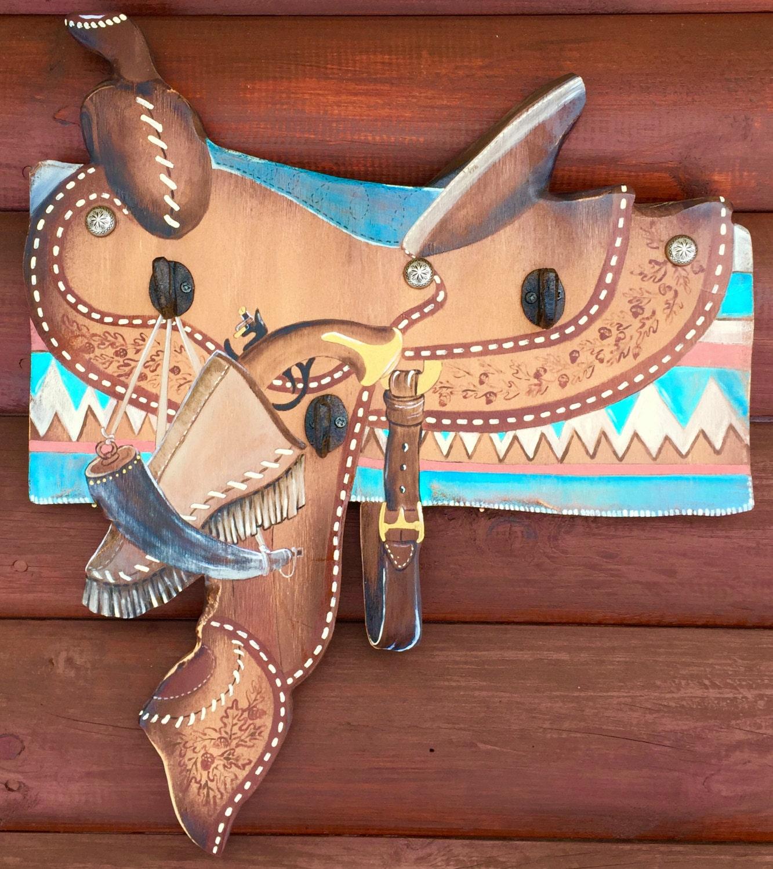 Western Decor On Sale: Sale, Western Decor, Saddle, Hat, Coat Rack, Western