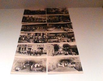 Cards postcards vintage 1920