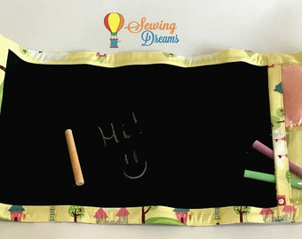 Chalkboard Travel Roll-Up
