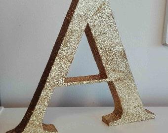 Large Personalised Free Standing Wedding Letters, 11 inches Free Standing Letters, 3D Printed Custom, Initials Names Birthdays/Anniversaries