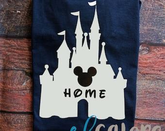 """Shop """"disney home shirt"""" in Women's Clothing"""