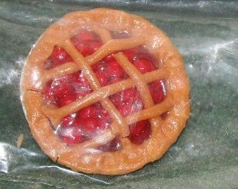 Miniature Cherry Pie, Doll Food