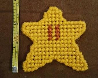 Super Mario Star magnet