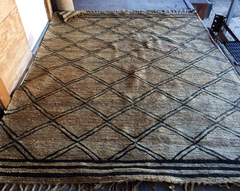 Sale!! Nice West Elm Jute Area Rug 8'x10'