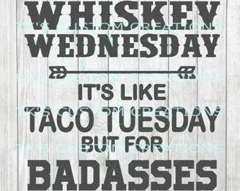Whisky Wednesday Its Like Taco Tuesday