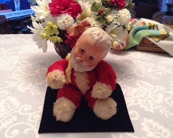 Great Looking Antique Windup Santa From The 50's