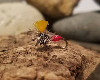 UV Resin Parachute Ant - Fly Fishing - 3 Flies