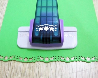 Craft Punch - Border Paper Punch Pattern 8
