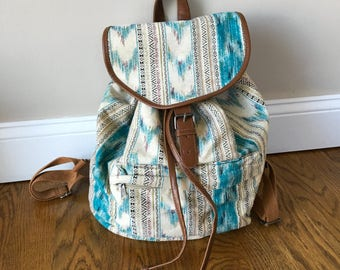 Mossimo Fabric Vintage Backpack