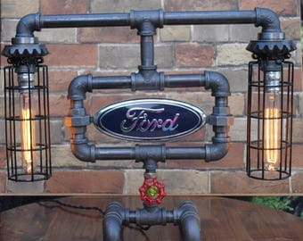 Ford Industrial  Pipe Gear lamp